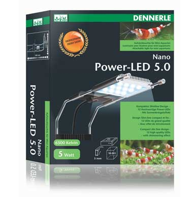 DENNERLE  5.0 LED LIGHT