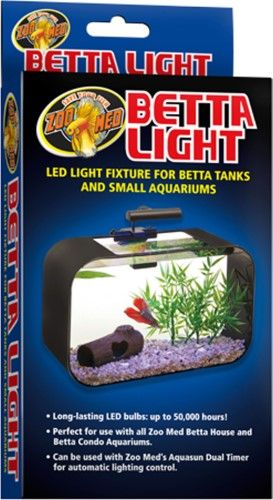 ZOOMED BETTA LIGHT LED