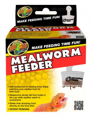 Zoo Med meal worm feeder