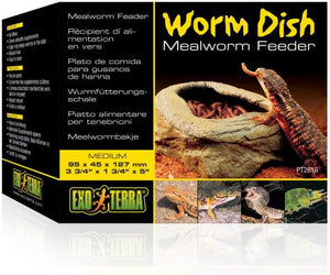 Worm Dish medium