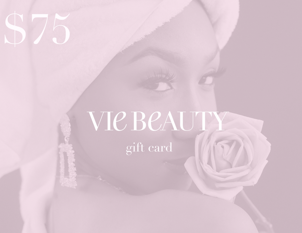 Vie Beauty Gift Card
