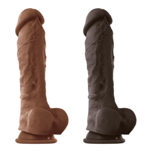 "Zaddy- 8"" Dildo with Suction Cup"
