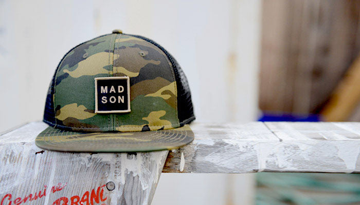 madson memorial day hat