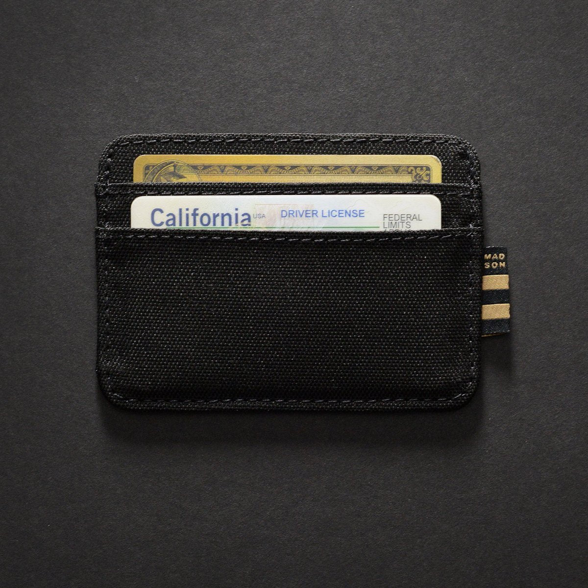 Gold Flag Wallet