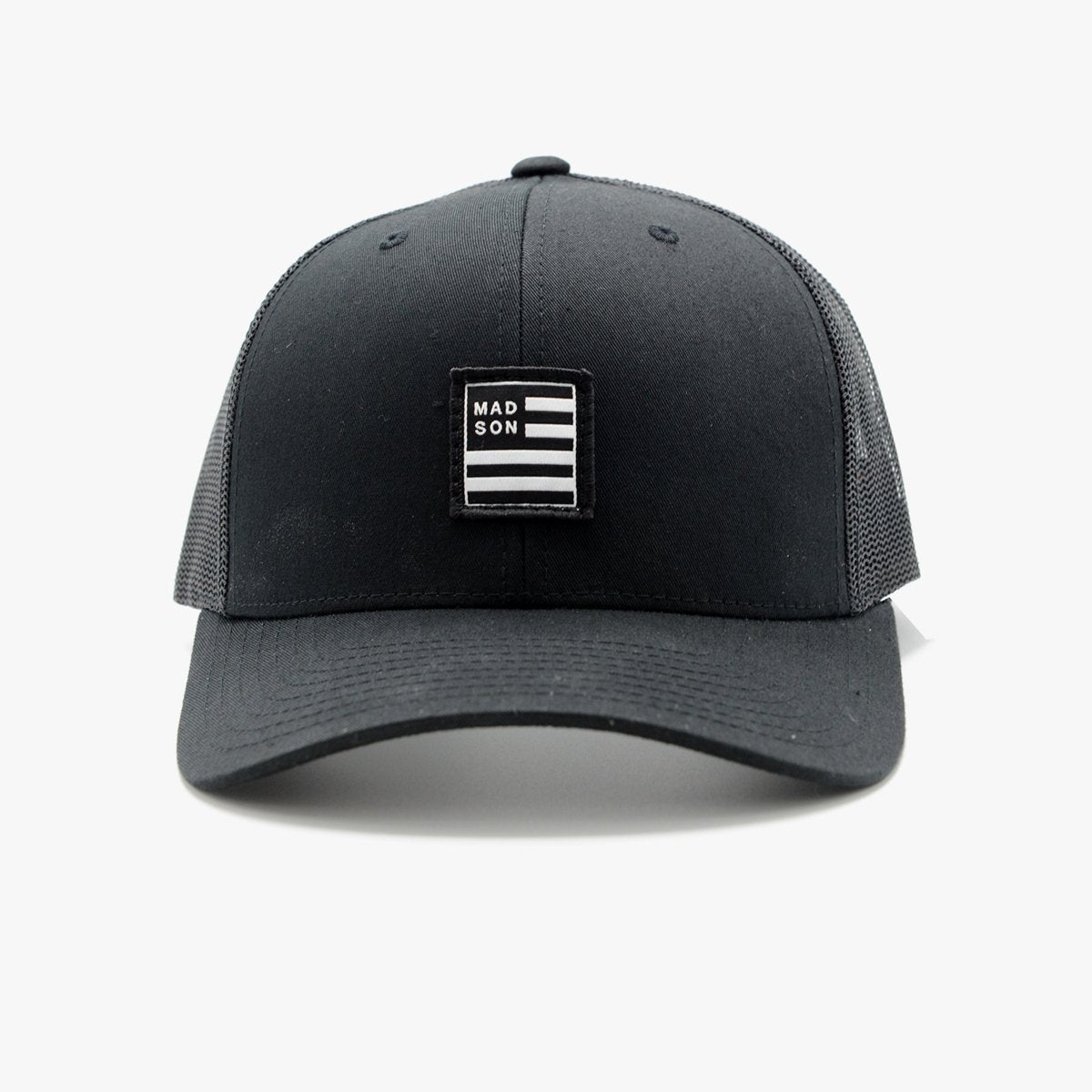 Empire Flag / Trucker Round front