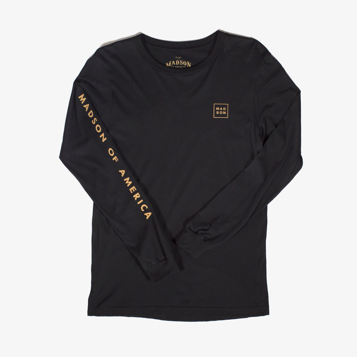 Empire Long Sleeve | Black