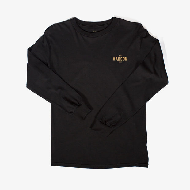Machinist Long Sleeve | Black