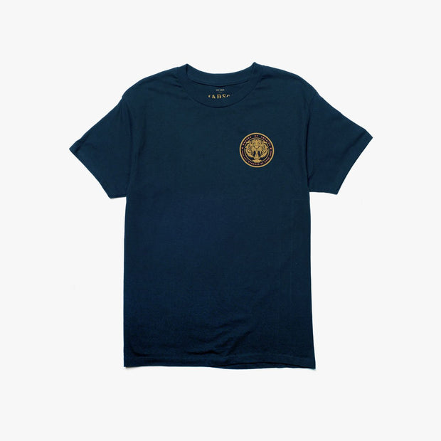Roaring Tiger Circle | Navy