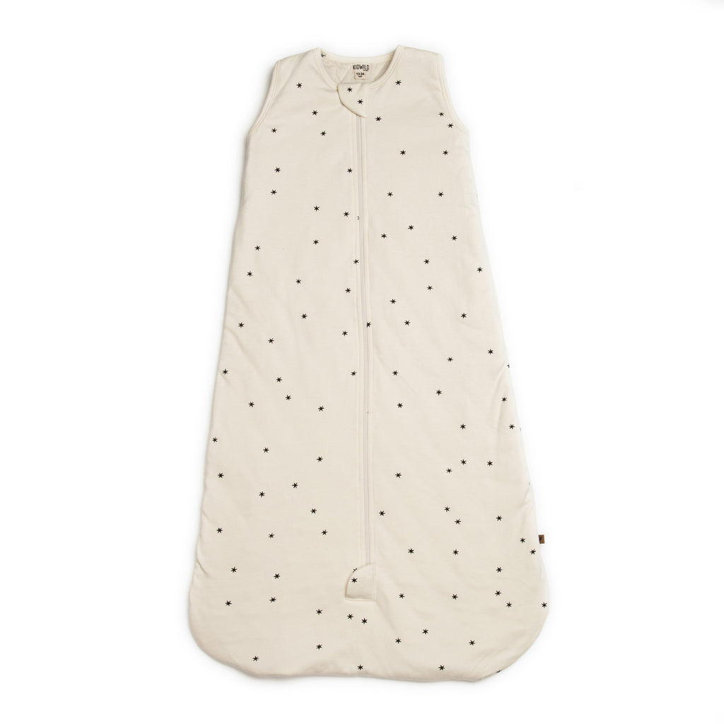 Organic Baby Sleeping Bag - Star