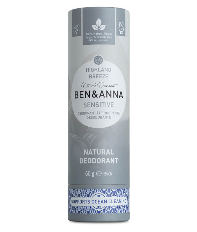 Natürliches Deodorant Sensitive - Highland Breeze