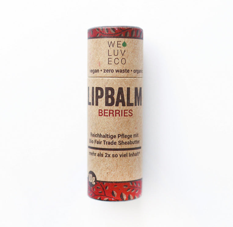 Lipbalm berries von we luv eco