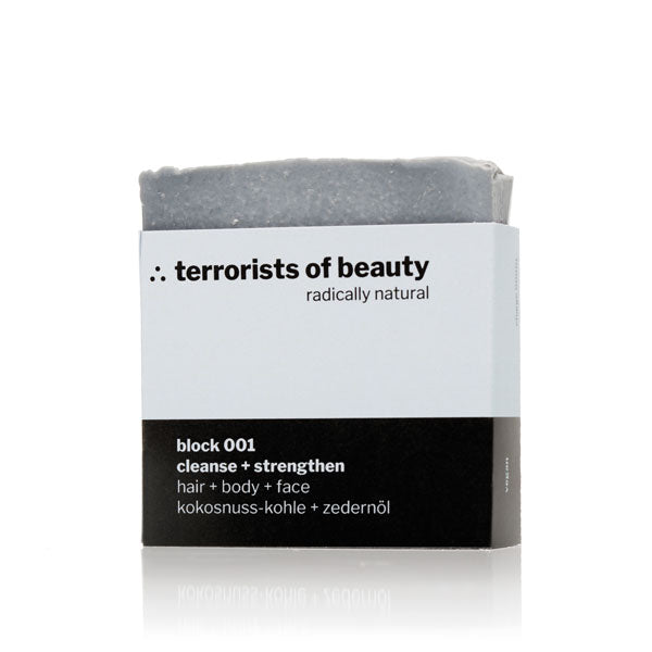 Seife block 001 - terrorists of beauty