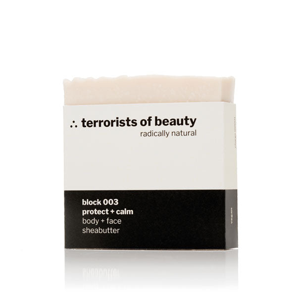 Seife block 003 - terrorists of beauty