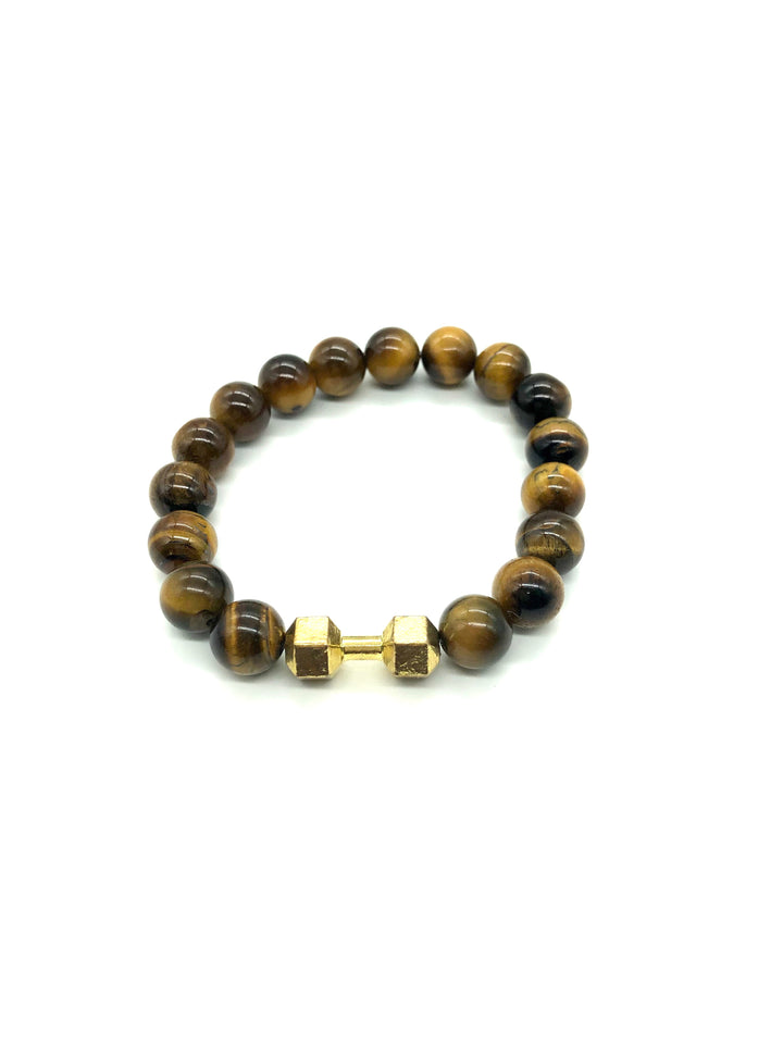 Brown Complimenting Bracelet - ShopEzeFashionn