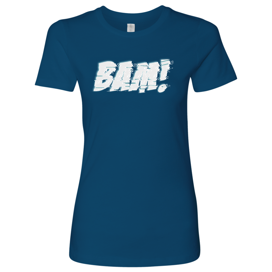 BAM! Glitch Women's Shirt
