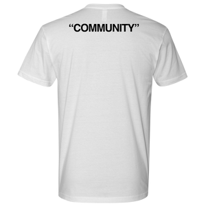 "BAM! ""Community"" Shirt - Black Logo"