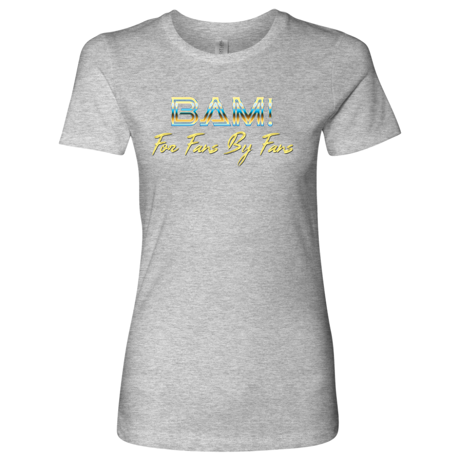 BAM! For Fans By Fans Women's Shirt