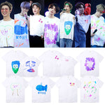 BTS 5th Muster Magic Shop Concert T-shirt