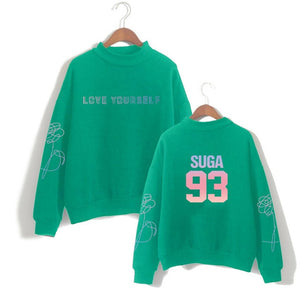 KPop BTS Love Yourself Sweatshirt