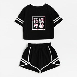 BTS Mood For Love edition 2-piece set Track Suit for women