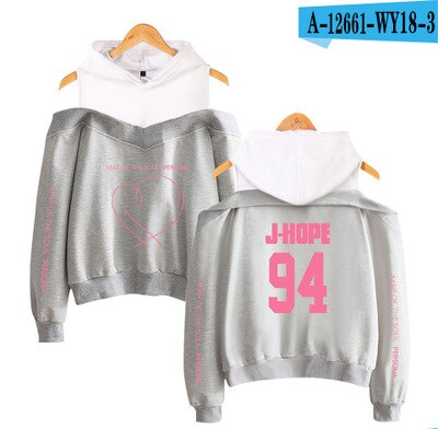 Map of the Soul: Persona J-HOPE Hoodie