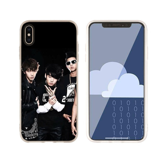 BTS Fangirl iPhone Case