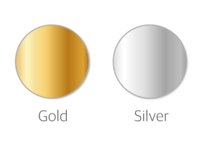 gold / silver