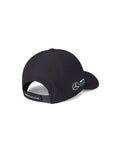 MERCEDES AMG PETRONAS REPLICA ADULTS TEAM CAP BLACK