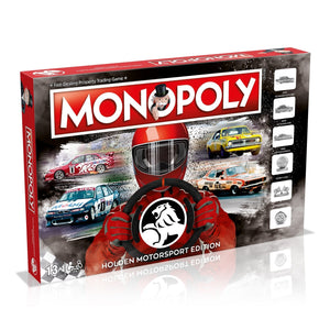 HOLDEN MOTORSPORT EDITION MONOPOLY