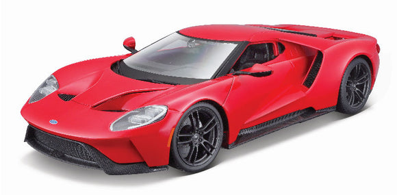 1:18 2017 Ford GT in Red