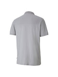 MERCEDES AMG PETRONAS MOTORSPORT MENS POLO SHIRT GREY