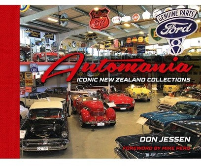 Automania: Iconic New Zealand Collections