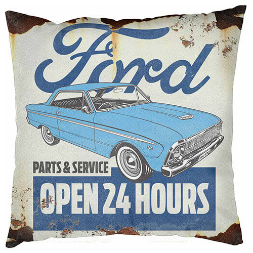FORD HERITAGE CUSHION