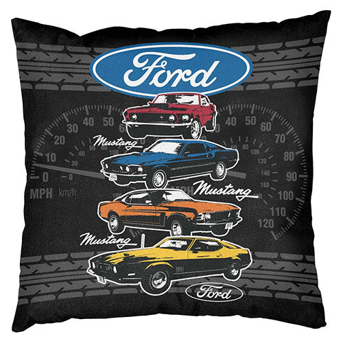 FORD MUSTANG CUSHION