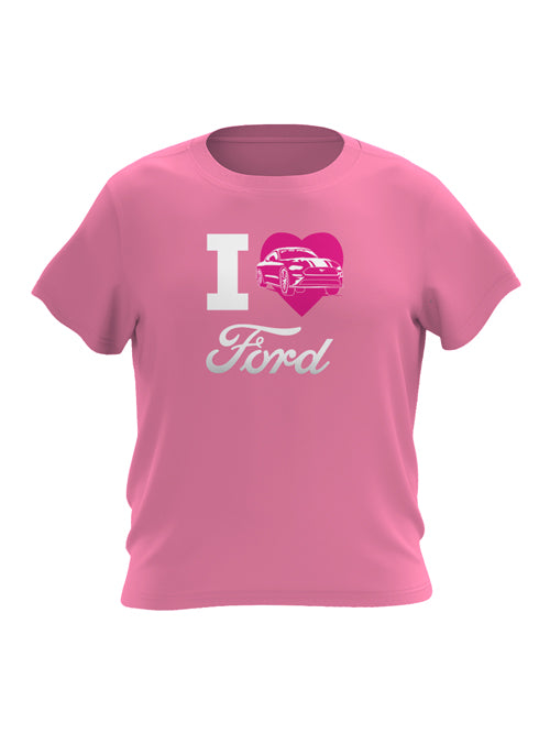 FORD GIRLS INFANT T-SHIRT