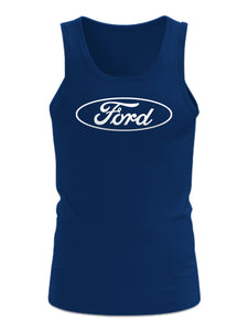 FORD MEN'S COTTON SINGLET