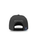 FORD MUSTANG ADULTS GREY TONE BASEBALL CAP