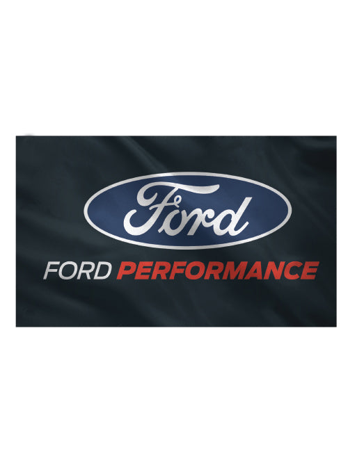 FORD PERFORMANCE FLAG - LARGE