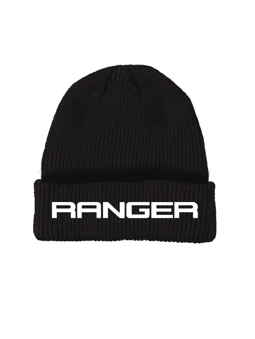 FORD RANGER ADULTS ROLL UP BEANIE