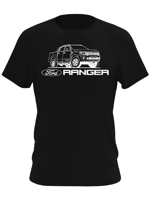 FORD RANGER MEN'S LOGO T-SHIRT