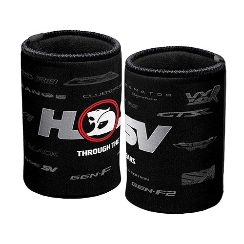 HSV THROUGHOUT THE YEARS CAN COOLER