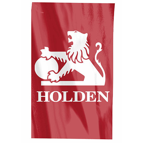 HOLDEN LOGO CAPE/FLAG
