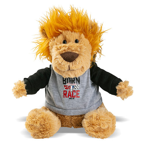 HOLDEN BORN TO RACE LION PLUSH