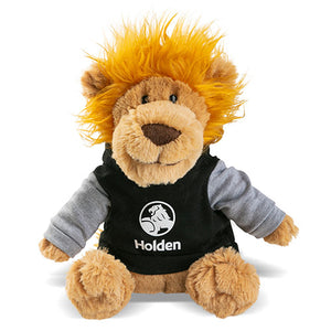 HOLDEN LOGO LION PLUSH