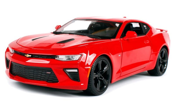 1:18 Chevrolet Camaro SS 2016 Red