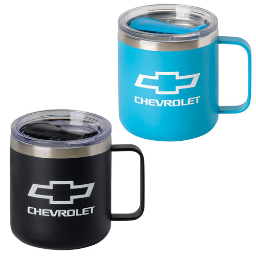 CHEVROLET BOWTIE CAMPER THERMAL MUG