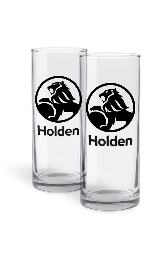 HOLDEN SET OF TWO HIGHBALL GLASSES