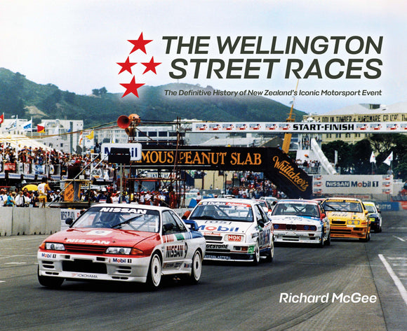 THE WELLINGTON STREET RACES