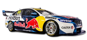 1:64 JAMIE WHINCUP 2020 RBHRT LIVERY HOLDEN ZB COMMODORE: PRE-ORDER