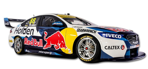 1:43 JAMIE WHINCUP 2020 RBHRT LIVERY HOLDEN ZB COMMODORE: PRE-ORDER